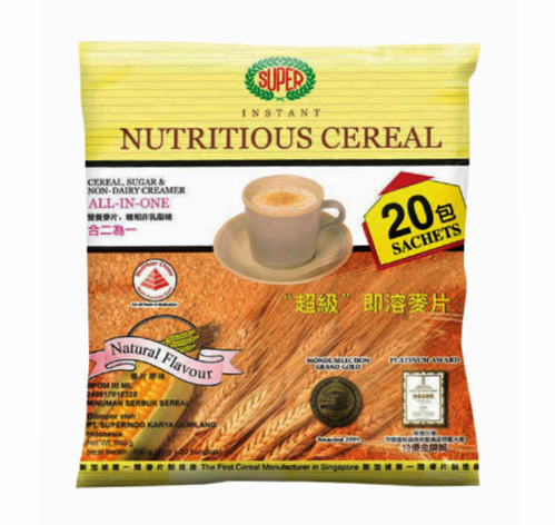 Picture of SUPER Instant Nutritious Cereal 20'Sx30G